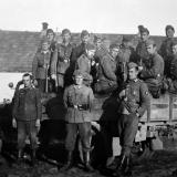 Краснодар. Оккупация, осень, 1942 год.