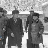 Краснодар. Около школы № 48, 1982 год