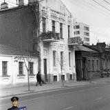 Краснодар. Октябрьская 111. 1980 год.