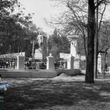 1965 год, 9 мая. Открытие памятника Воину-освободителю