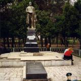 Краснодар. Памятник С.В. Очаповскому