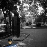 Краснодар. Памятник Свердлову в детском сквере