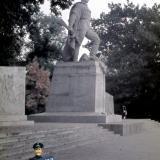 Краснодар. Памятник Воину - освободителю, 1971 год