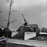 Краснодар. Памятник Зенитчикам, 1978 год.