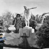 Краснодар. Парк им. М.Горького, 9 мая 1954 г.
