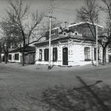 Краснодар. Перекресток улиц Шаумяна и Гоголя, 1987 год