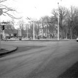 Краснодар. Перекресток улиц Красной и Северной. Вид на север. 1979 год