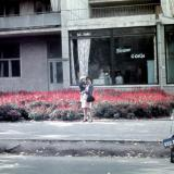 Краснодар. Перекресток улиц Мира и Красноармейской, 1971 год, вид на запад