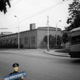 """Краснодар. Улица Северная. Завод """"Тензоприбор"""" (гальванический цех), 1978 год"""
