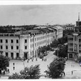 Краснодар. Пересечение улиц Красной и Мира, 1959 год.