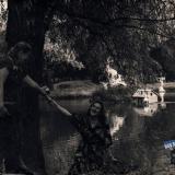 Краснодар. Парк им. М. Горького, середина 1960-х
