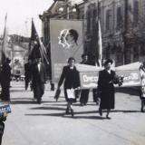 1955 год. 1 мая.  Демонстрация
