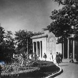 Краснодар. Первомайский сквер, 50-е годы