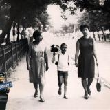 Краснодар. По пути в школу №2, 1 сентября 1967 года