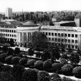 Краснодар. Политехнический институт, начало 1980-х