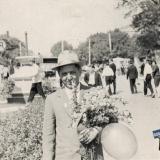 Краснодар. Угол улиц Дружбы и Красной, начало 1960-х