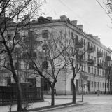 Краснодар. На перекрёстке улиц Коммунаров и Орджоникидзе