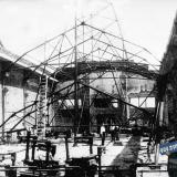 Краснодар. Разрушенное здание цеха завода Краснолит