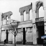Краснодар. Разрушенное здание Гастронома № 1