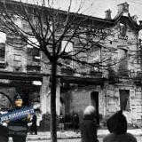 Краснодар. Разрушенное здание Сберкассы