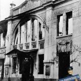 Краснодар. Разрушенное здание театра