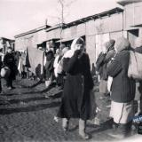 Краснодар. Сенной рынок. Осень 1942 года