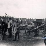 Краснодар. Сенной рынок, осень 1942 года