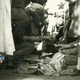 Краснодар. Сенной рынок, сентябрь 1942 года