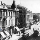 Краснодар, Северо-Кавказского края. Красная улица. 1928 год