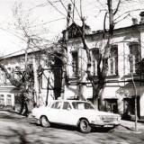 Рашпилевская улица - от Горького до Пашковской