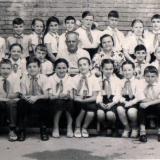"Краснодар. Школа №8, 4 ""А"" класс, 1963 год"