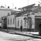 Краснодар. Советская, 42. Вид в сторону Красной. 10 февраля 1983 года