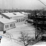 Краснодар. Спортзал мединститута, 1965 год