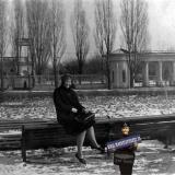 """Краснодар. На улице Красной у стадиона """"Динамо"""""""