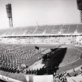 """Краснодар. Стадион """"Кубань"""", 1987 год."""