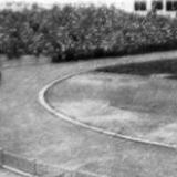 Краснодар. Стадион Кубань, вид с южной трибуны, 1965 год