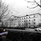 Краснодар. Станкостроительный техникум. 1978 год