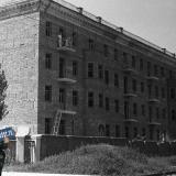 Краснодар. Строительство дома № 233 на улице Коммунаров