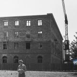 Краснодар. Строительство дома по улице Сталина, № 184. 1958 год.
