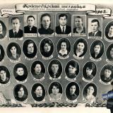 Краснодар. Техникум Советской кооперативной торговли. 1965 г.