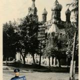 Краснодар. Троицкий собор, август 1942 года