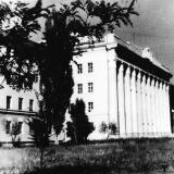 Дзержинского улица - Летное училище