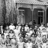 Краснодар. Учащиеся художественной школы №1, 1980-е годы.