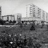 Краснодар. Угол ул. Тургенева и Атарбекова, 1985 год