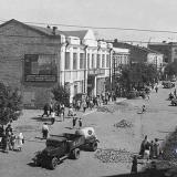 Краснодар. Угол улиц Красноармейской и Гоголя.