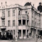 Краснодар. Угол улиц Красной и Пушкина, 1920-е