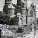 Краснодар. Угол улиц Пролетарской и Коммунаров, осень 1942 года