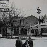 Краснодар. Угол улиц Октябрьской и Буденного, 1966 год