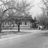 Краснодар. Угол улиц Пушкина и Октябрьской. Около 1967-69 гг.