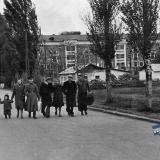 Краснодар. В посёлоке ЗИПа. Ноябрь 1954 года.